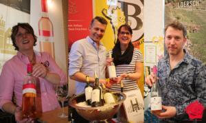 3 Weingüter - Weingut Kratz A28 | Weingut Herzog C4 | Weingut Loersch C9